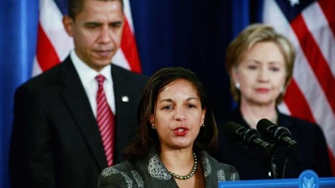Susan Rice in 2008: Today, she is among the most controversial figures in Washington.