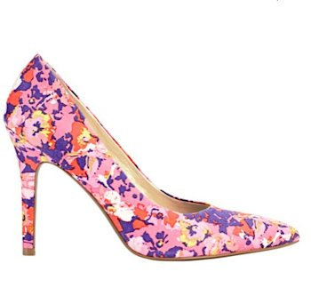 Floral Pumps