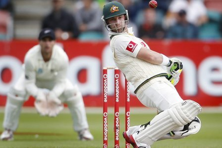 Cricket: Underdog Hughes to fill Ponting's shoes