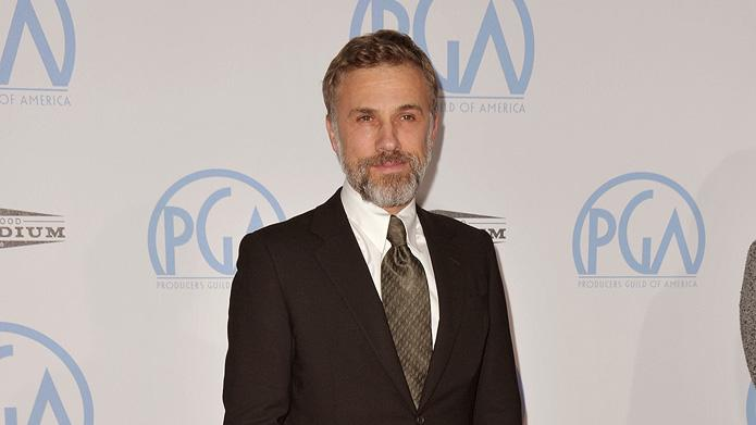 21st Annual Producers Guild Awards 2010 Christoph Waltz
