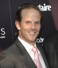 FILE - In this June 2011 file photo, actor and director Peter Berg arrives at the Chrysalis Butterfly Ball in Los Angeles. Berg, who created TV&#39;s Friday Night Lights, is accusing Mitt Romney of plagiarizing a phrase from the show to use as a campaign slogan. (AP Photo/Dan Steinberg, File)