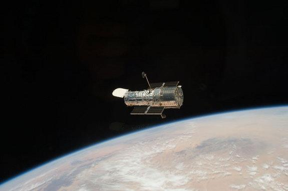 Donated Spy Satellite Would Suit NASA Dark Energy Mission, Report Finds