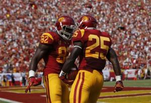 No. 13 USC rebounds with 27-9 win over California