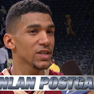 BC's Olivier Hanlan Talks Battling Through Adversity in Win