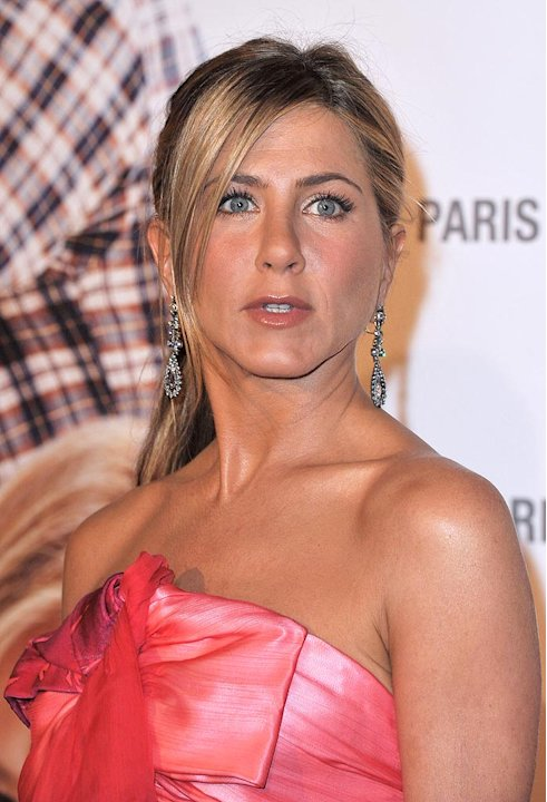 Aniston Jennifer Bounty Hunter Paris Pr