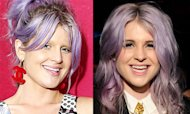Erm, wait up a second people! Have you seen what Kelly Osbourne has done to her eyebrows? I mean, we are a little shocked to say the least. She s only gone and bleached them both out!