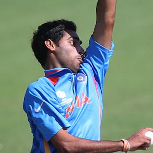 Bhuvneshwar Kumar: Swinging in the rain