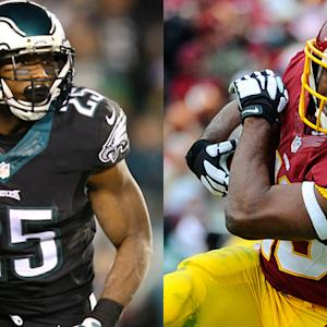 Eagles at Redskins Preview