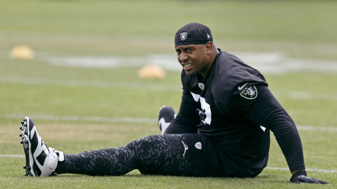 Woodson excited about veteran presence on Raiders