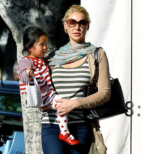Katherine Heigl: Daughter Naleigh Rejected Me at First