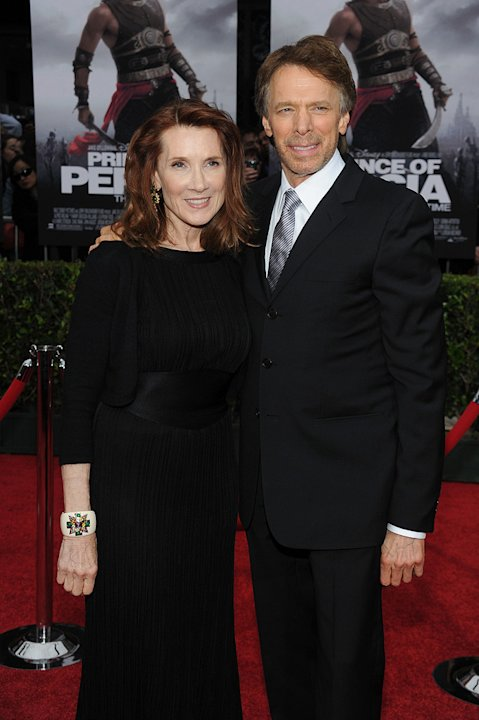 Prince of Persia Sands of Time LA Premiere 2010 Jerry Bruckheimer