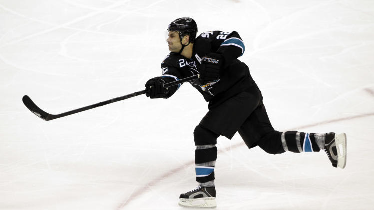 Dan Boyle wanted to play for NY Rangers, leaving money on table