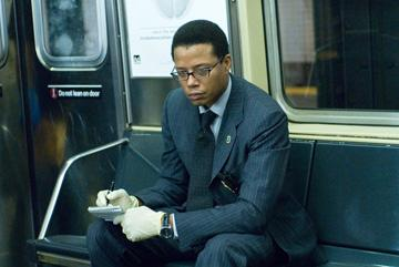 Terrence Howard in Warner Bros. Pictures' The Brave One