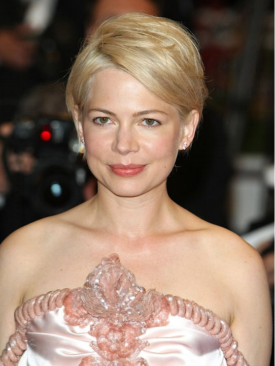 63rd Annual Cannes Film Festival 2010 Michelle Williams
