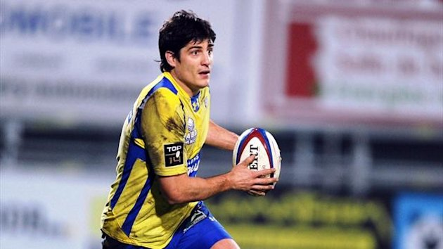 Clermont's David Skrela (AFP)