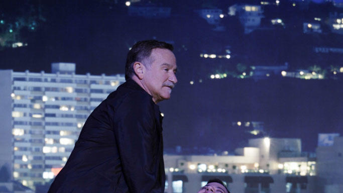 JIMMY KIMMEL LIVE - ROBIN WILLIAMS, JIMMY KIMMEL