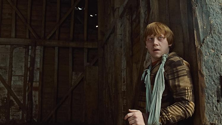 Harry Potter and the Deathly Hallows pt 1 2010 Rupert Grint