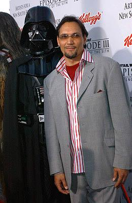 Jimmy Smits at the LA premiere of 20th Century Fox's Star Wars: Episode III