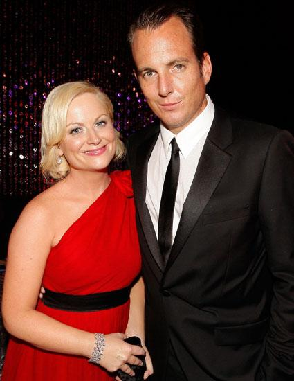 Amy Poehler & Will Arnett