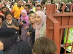 Fraud claims mar Malaysia vote