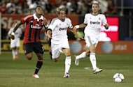 Real Madrid 5-1 AC Milan: Ronaldo double leads the way