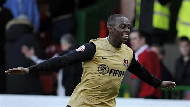 Moses Odubajo netted as Leyton Orient beat Shrewsbury