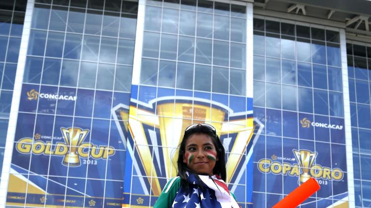Soccer: Gold Cup-USA vs Honduras