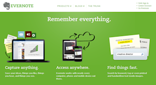 25 Tools Online Marketers Need in 2013 image Evernote1