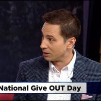 Mid-Morning Discussion: Give OUT Day