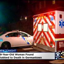 Woman Stabbed To Death In Germantown