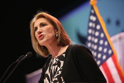 Carly Fiorina runs as an outsider who can fix big D.C. problems — but her ideas are small