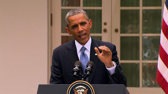 """Obama: """"No apologies"""" for investigating national security leaks"""