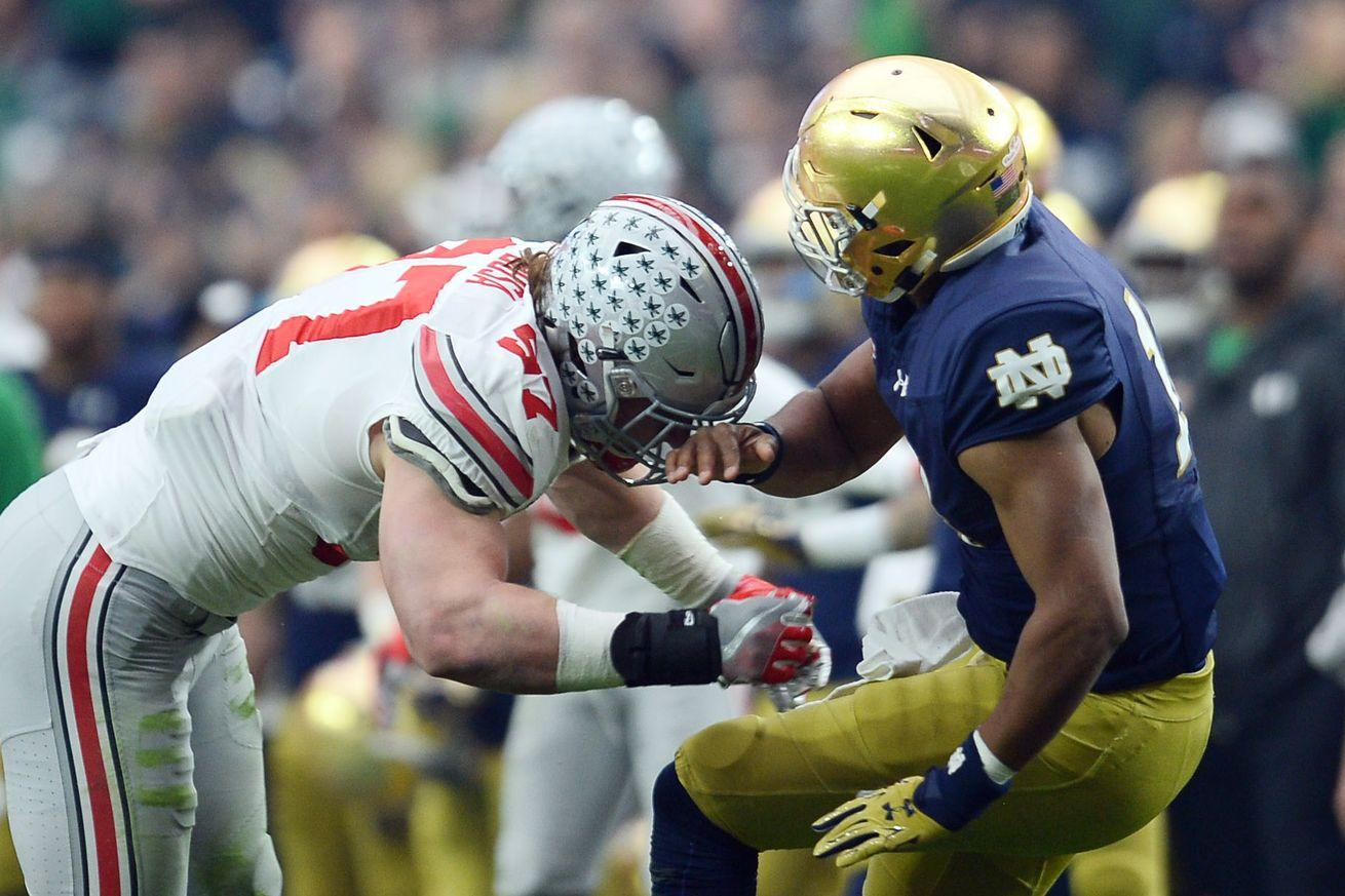 The NCAA's proposing a rule that would mean more targeting penalties, and that's a good thing