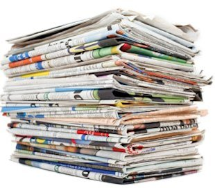 Why a Background in Journalism Helps with Online Content Writing image newspapers