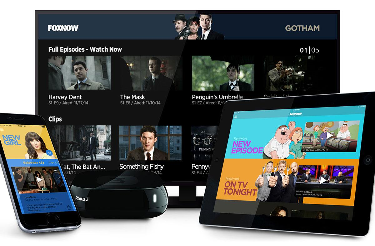 DirecTV Launches Fox's Suite of Internet TV Services