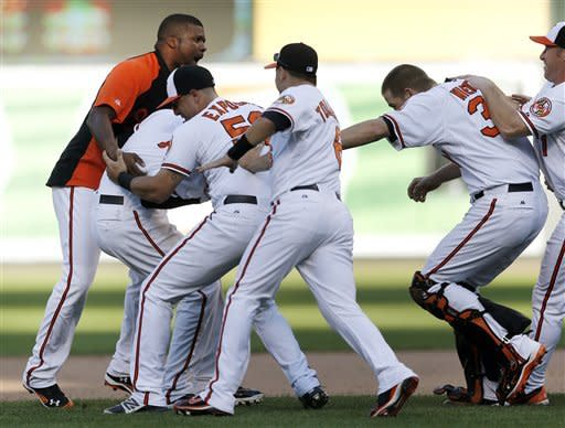 Orioles defeat Rays 3-2 in 14 innings