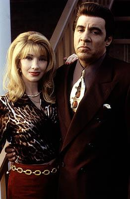 Maureen Van Zandt and Steven Van Zandt in HBO's The Sopranos
