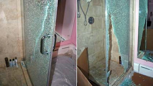 Consumer Beware: Glass Shower Doors Can Shatter Suddenly (ABC News)