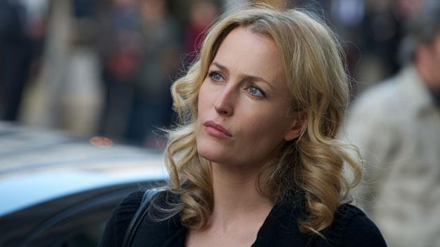 Gillian Anderson Opens Up About Her 'Last Love'