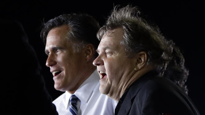Romney closing argument focuses on the economy