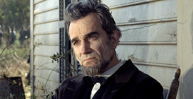 "Daniel Day-Lewis in ""Lincoln"""