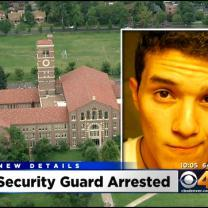 Police: South High School Guard Sexted With Students