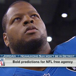 Bold predictions for NFL free agency