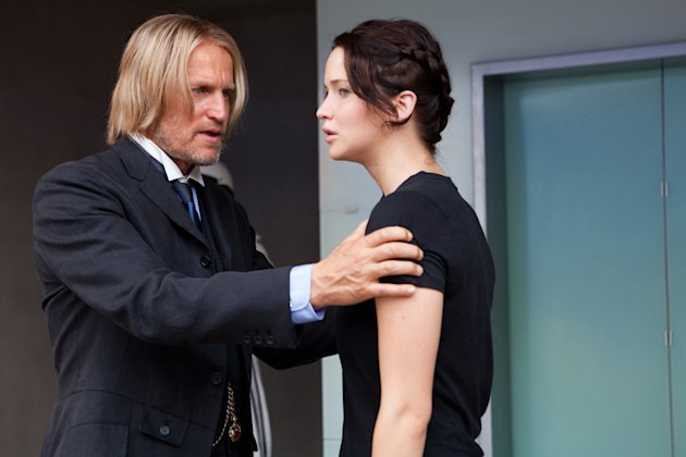 The Hunger Games Stills Woody Harrelson