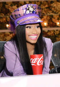 Nicki Minaj | Photo Credits: Michael Becker/FOX