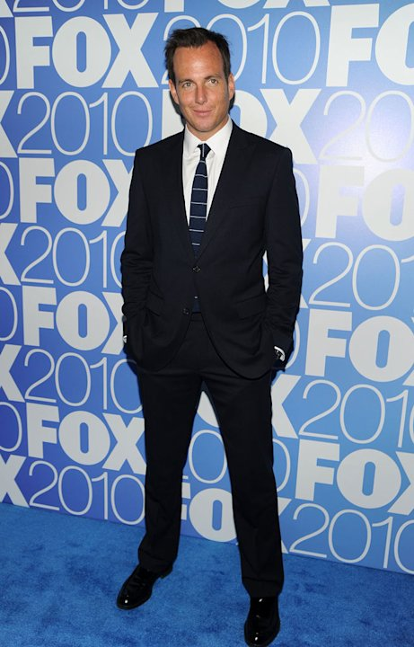 Will Arnett (&quot;Running Wilde&quot;) attends the 2010 Fox Upfront after party at Wollman Rink, Central Park on May 17, 2010 in New York City. 