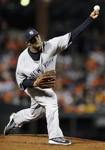 Yankees get the jump on Orioles with 7-2 win