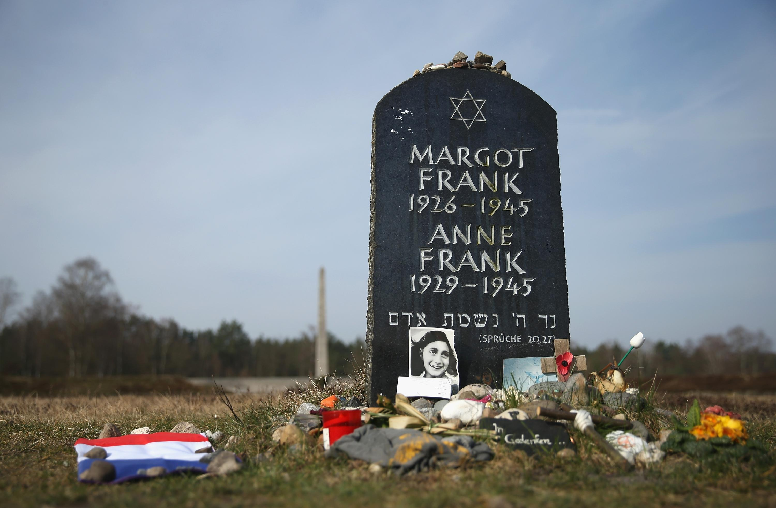 New research says Anne Frank likely died a month earlier