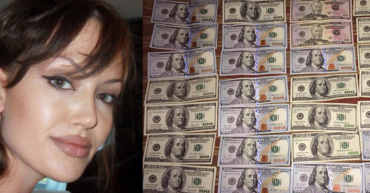 Top Celebrities Are Throwing Away Unclaimed Cash
