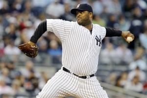 Sabathia, Jeter lead Yankees to 10th straight win